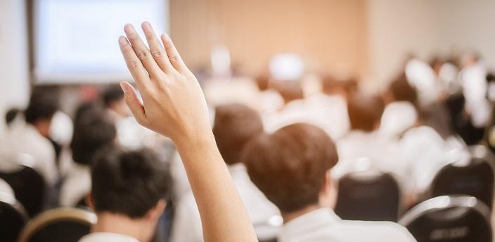 就活セミナーで質問をするメリットは?おすすめの質問もご紹介!の画像
