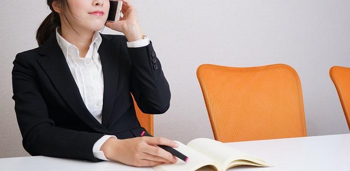 就活は電話の出方が重要!好印象を残すマナーを身につけよう