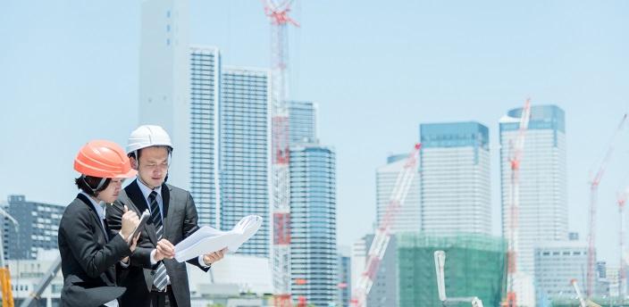 建築会社ではない?ゼネコンの概要とやるべき就職準備