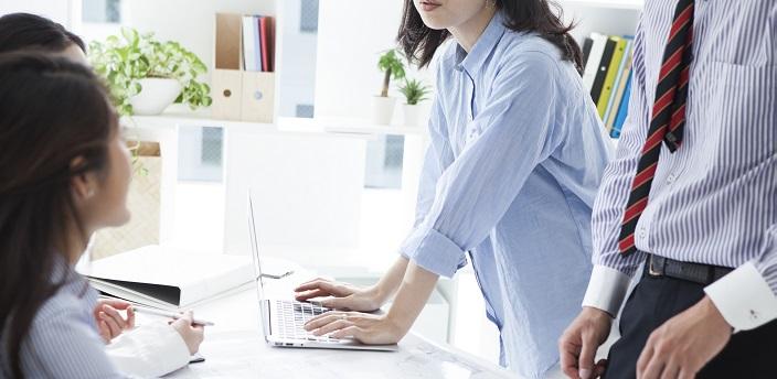 夏のインターン参加で就職活動が有利になる?