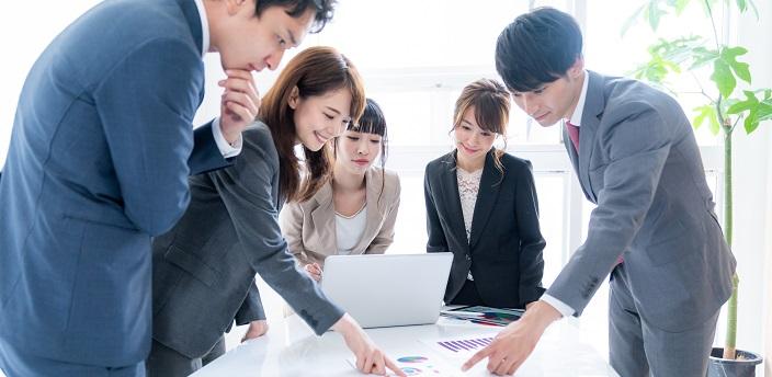 就活に必須!グループワークの評価ポイントと進め方