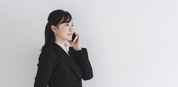 面接結果の電話への適切な対応方法と例文を紹介!連絡がくる時間の目安は?のイメージ