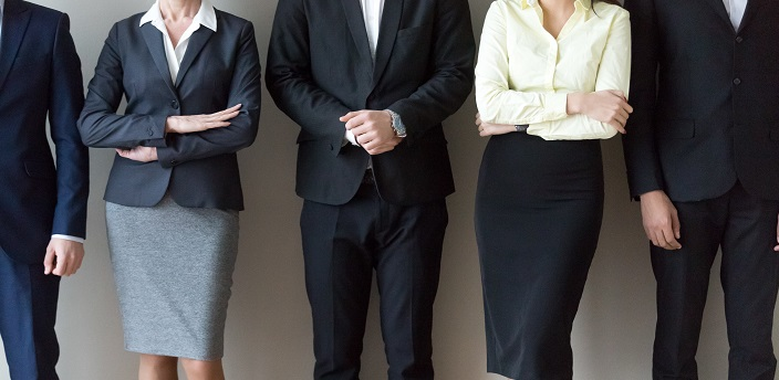 服装指定があるときはどうすれば良い?の画像
