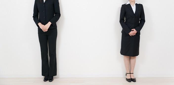スカートは苦手!就活で着るパンツスーツの選び方とは?
