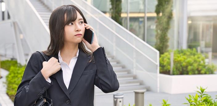 就活セミナーを欠席する際は電話する?基本の連絡マナー解説のイメージ