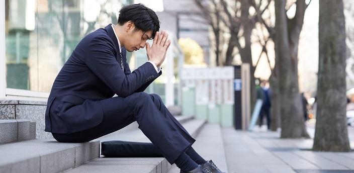 就活で全落ちしたらどうする?今からすべき5つの対処法を紹介!のイメージ
