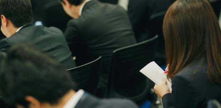 新卒がセミナーに参加するメリットは?内容や参加方法をご紹介!