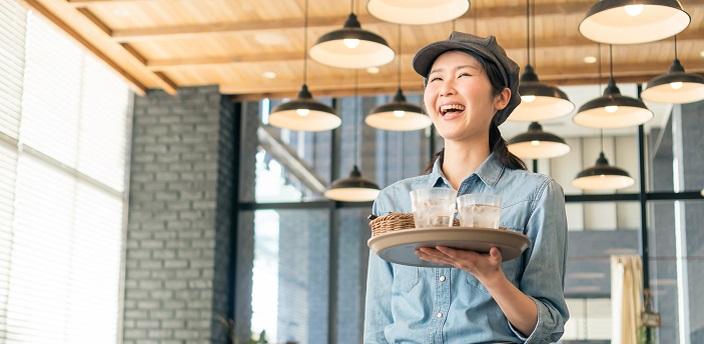 飲食店向け自己PRの書き方!就活でアルバイト経験をアピールする方法